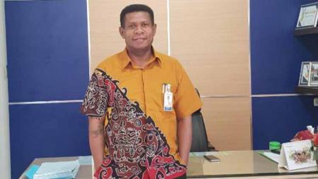 Eks Gelandang Andalan Persipura dan Timnas Indonesia, Ronny Wabia. - INDOSPORT