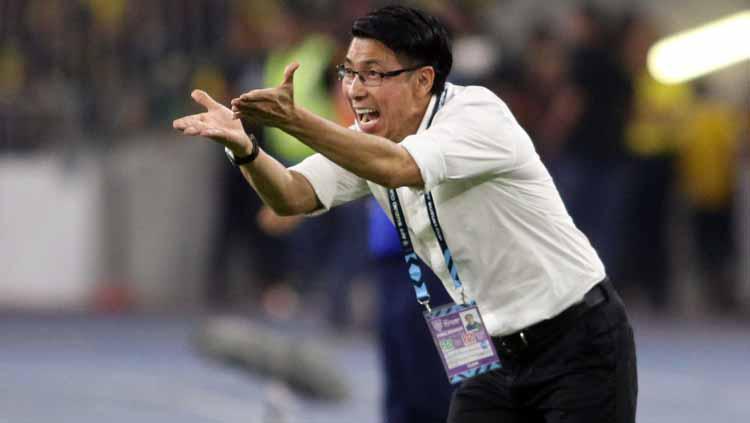 Pelatih Timnas Malaysia, Tan Cheng Hoe. Copyright: football-tribe.com