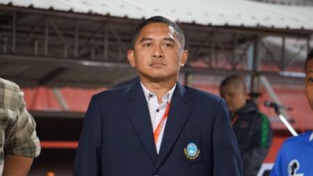 Ketua Komite Pemilihan (KP) Ketua AFP 2018-2022, Mikko Agus Pribadi. - INDOSPORT