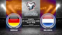 Indosport - Prediksi pertandingan Jerman vs Belanda.