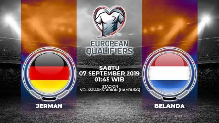 Prediksi pertandingan Jerman vs Belanda. - INDOSPORT