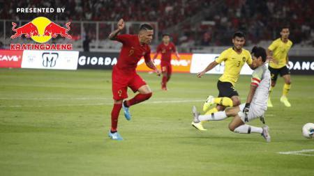 Timnas Indonesia kalah 2-3 dari Malaysia dalam laga perdana Grup G Kualifikasi Piala DUnia 2022. - INDOSPORT