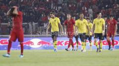 Indosport - Berikut hitung-hitungan Timnas Indonesia bisa salip Malaysia di klasemen sementara Grup G Kualifikasi Piala Dunia 2022 zona Asia.