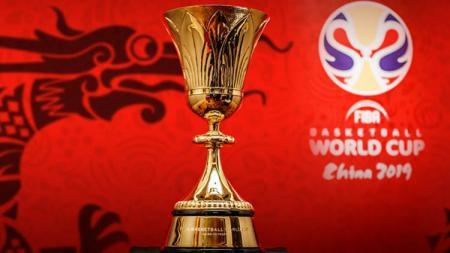 Trofi FIBA World Cup 2019. - INDOSPORT