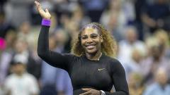 Indosport - Serena Williams melaju ke final AS Terbuka 2019.