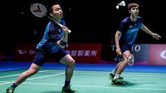 Indosport - Aaron Chia/Soh Wooi Yik (Malaysia) bisa melaju ke BWF World Tour Finals 2019 berkat Fajar Alfian/Muhammad Rian Ardianto.