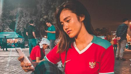 Jess Amalia, fans cantik Indonesia - INDOSPORT