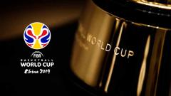 Indosport - Trofi FIBA World Cup 2019