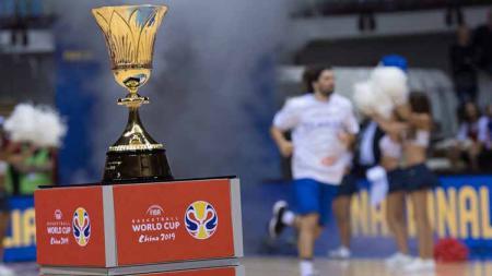 Trofi FIBA World Cup 2019 - INDOSPORT
