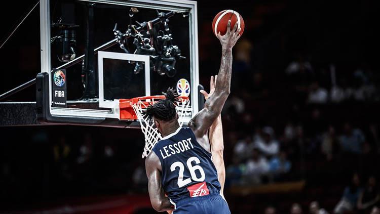 Suasana pertandingan FIBA World Cup 2019. Copyright: fiba.basketball