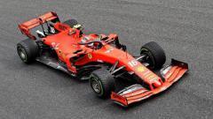 Indosport - Charles Leclerc kesal raih posisi empat di balapan F1 GP Meksiko meski memulai balapan dari barisan depan.