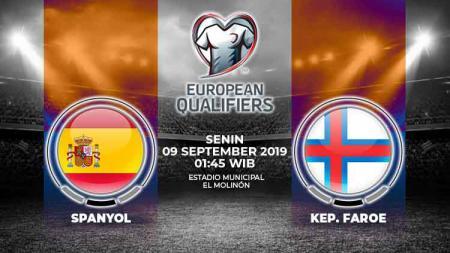 Prediksi Spanyol vs Kepulauan Faroe - INDOSPORT