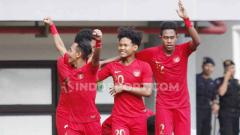 Indosport - Timnas Indonesia U-19 akan kembali beruji coba melawan Iran pada Rabu (11/9/19) pukul 15.30 WIB.