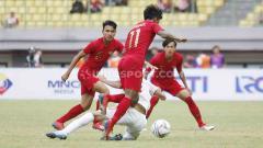 Indosport - Skuat Timnas Indonesia U-19 akan menghadapi China jelang Kualifikasi Piala Asia U-19 2020.