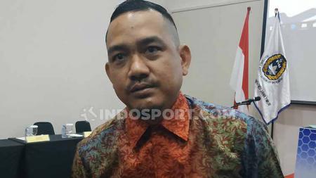 Ketua Futsal Jawa Timur periode 2018-2022, Dimas Bagus Kurniawan. - INDOSPORT