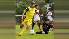 Indosport - Bruno Matos jalani latihan perdana bersama Bhayangkara FC
