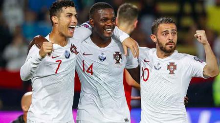 Para pemain Portugal. - INDOSPORT