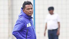 Indosport - Anwar Sanusi, eks pemain dan pelatih yang bawa Persib juara.