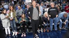 Indosport - Steve Nash, legenda klub basket NBA LA Lakers