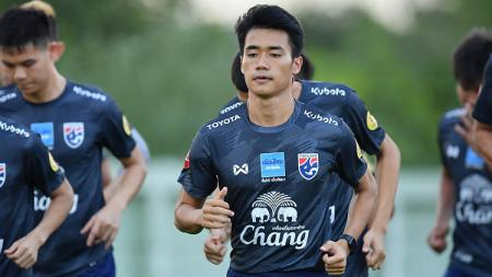 Thailand Mendadak Hentikan TC Jelang Lawan Timnas Indonesia, Ada Apa? - INDOSPORT