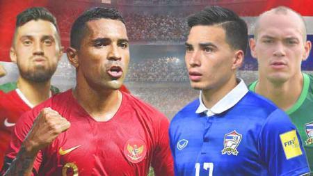 Mundurnya gelaran Piala AFF bikin Timnas Indonesia mujur, sementara Thailand malah sial gara-gara alasan ini. - INDOSPORT