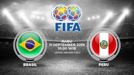 Prediksi Timnas Brasil vs Peru - INDOSPORT