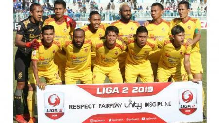 Skuat Sriwijaya FC. - INDOSPORT