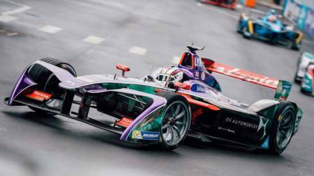 Mobil listrik atau Formula E - INDOSPORT
