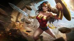 Indosport - Wonder Woman di game Arena of Valor.