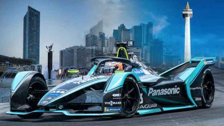 Rute kejuaraan balap mobil bertenaga listrik Formula E yang bakal di gelar di DKI Jakarta bakal ditentukan 10 hari jelang acara tersebut dilaksanakan - INDOSPORT