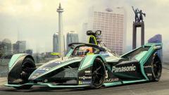 Indosport - Ilustrasi Formula E jadi di Jakarta.