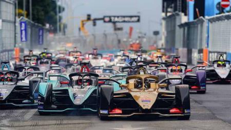 Formula E akan digelar di Jakarta. - INDOSPORT