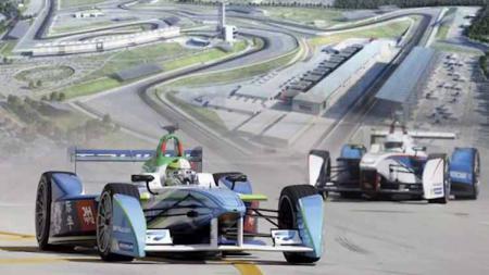 Menilai kriteria jalan dan lokasi yang cocok jadi sirkuit Formula E di Jakarta. - INDOSPORT