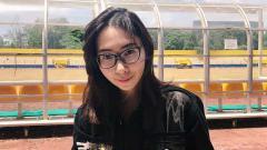 Indosport - Asisten Manajer Sriwijaya FC, Mayumi Itsuwa.