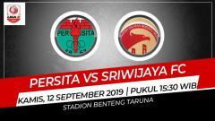 Indosport - Prediksi Persita Tangerang vs Sriwijaya FC di Liga 2 2019.