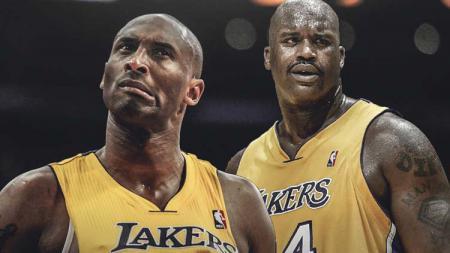 Kobe Bryant dan Shaquille O'Neal sukses memiliki nama besar saat NBA era 2000-an. Tapi ada beberapa pebasket lain yang malah terlupakan. - INDOSPORT