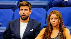 Indosport - Shakira dan Gerard Pique kini hidup bahagia dengan keluarga kecil mereka. Gotham/GC Images.