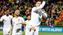 Indosport - Cristiano Ronaldo meminta maaf kepada presenter televisi Amerika Serikat yang merupakan fans berat Arsenal, Piers Morgan, karena batal pindah ke The Gunners.