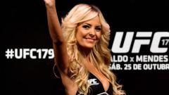 Indosport - UFC diminta menghapus ring girls demi menghormati wanita.