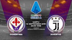 Indosport - Fiorentina vs Juventus menghiasi laga pekan ketiga Serie A Italia 2019/20.