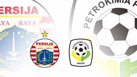Persija Jakarta perlu belajar dari Petrokimia Putra bila tak mau terdegradasi dari Liga 1. - INDOSPORT