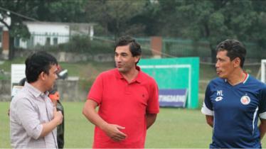 Eduardo Almeida, Pelatih baru Semen Padang