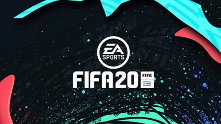 Logo Game eSports FIFA 20 - INDOSPORT