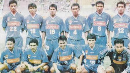 Skuat Persib Bandung tahun 199/95 - INDOSPORT