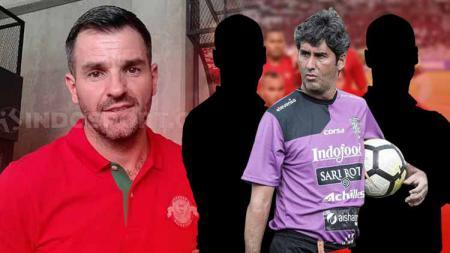 3 pelatih klub Liga 1 yang pantas gantikan Simon McMenemy di Timnas Indonesia, salah satunya Teco. - INDOSPORT