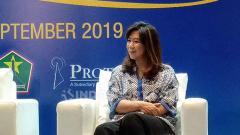 Indosport - Susy Susanti, Kabid Pembinaan dan Prestasi PBSI.