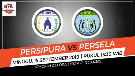Prediksi Persipura Jayapura vs Persela Lamongan di Liga 1 2019. - INDOSPORT