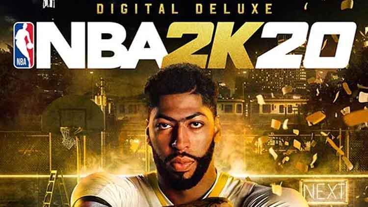 NBA 2K20 Deluxe Edition Copyright: nba.2k.com