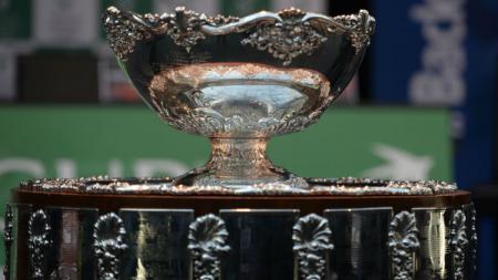 Piala Davis. - INDOSPORT