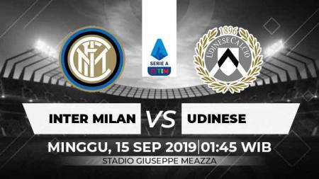 Prediksi Inter Milan vs Udinese - INDOSPORT